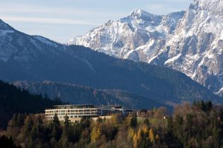 InterContinental Resort Berchtesgaden (120 Bilder)