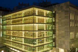 library of the diputacion foral, Bilbao (96 images)
