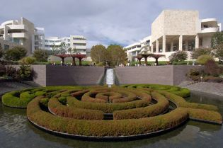 Getty Center Los Angeles (75 Bilder)
