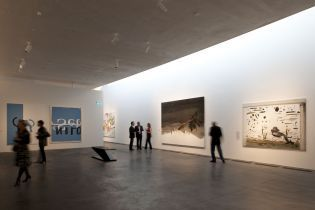 Galleries for permanent exhibitions (41 images)